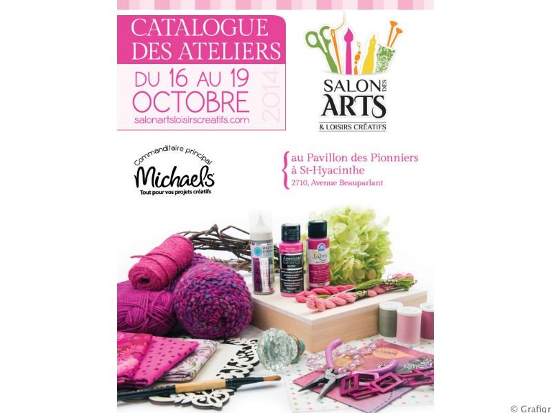 Catalogue du Salon des Arts et Loisirs cératifs
