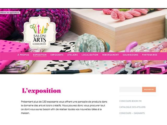 Salon des arts & loisirs créatifs